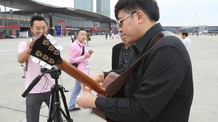 吉他弹唱 Lemon tree(郝浩涵和何璟昕)
