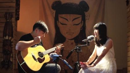 吉他弹唱 模特(本期搭档:周韵)