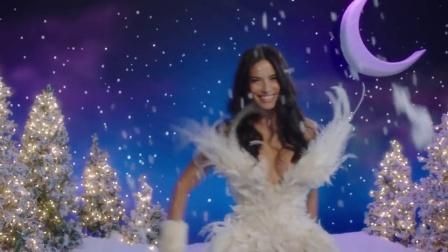 [杨晃]维多利亚的性感内衣超模最新圣诞单曲Santa Baby