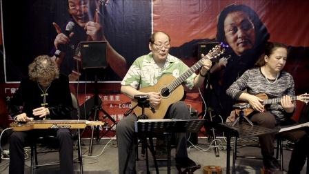 夏威夷吉他 热情似火(吴子莲、吴子彪、胡莉莉)