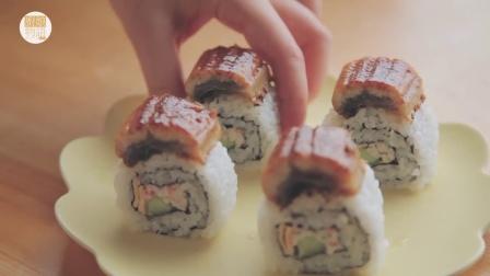 「厨娘物语」107寿司的3+1种有爱吃法