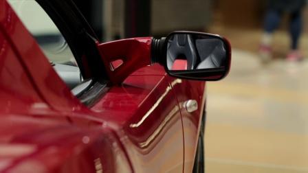 100秒欣赏特斯拉第一辆电动车 Roadster Sport 敞篷跑车