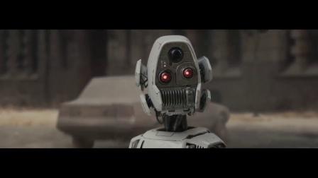 人工智能温情广告《圣诞节2117》