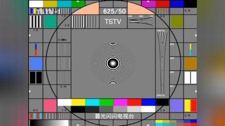 暮光闪闪电视台测试卡(2011年)