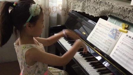 钢琴程欣萍-爬山