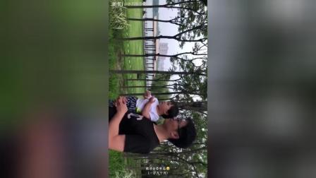 妙歌一岁九个月 红莲湖