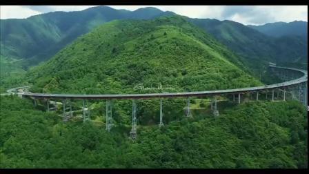 雅西高速干海子大桥,杭瑞高速怒江大桥