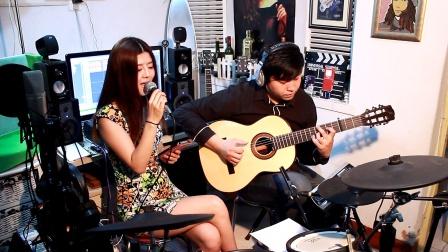 吉他弹唱 致青春(郝浩涵和孟婷)
