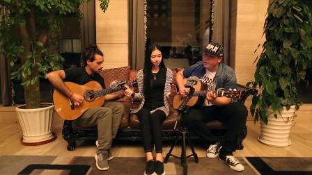 吉他弹唱 红豆(本期搭档:Fabrizio、Danny)
