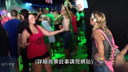 [K分享] 妹子和听障好友去演唱会,用手语「唱」给对方听 (中文字幕)