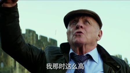 《变形金刚5》曝正片片段 男主手臂惊现神秘金属勋章