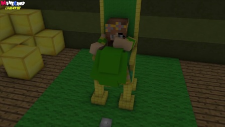 MC动画-吃涨肚子的公主-thatvoreguy
