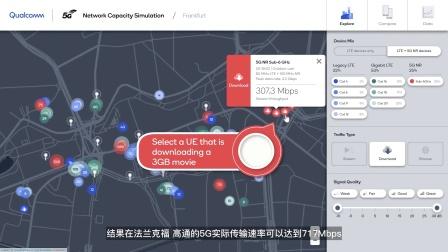 厉害!高通模拟5G实际环境:最高速度达3Gbps