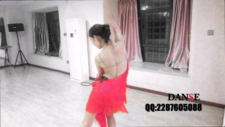 【单色舞蹈】武汉拉丁培训学校-伦巴教学视频