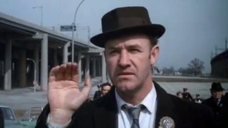 法国贩毒网 铁血警探地铁追击毒枭 遭戏弄愤怒追车