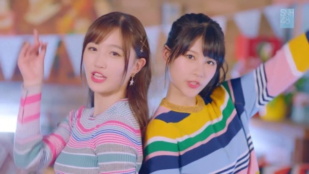 SNH48_Color Girls《Colorful Days》舞蹈版mv
