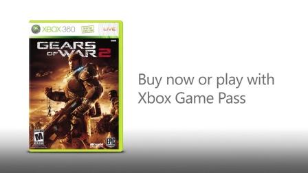"【TGBUS】《战争机器2》""Xbox One X增强""功能对比宣传片"