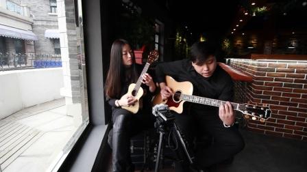 吉他弹唱 后会无期(郝浩涵和王梦娇)