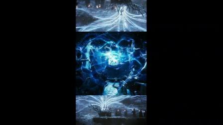 钟馗伏魔:雪妖魔灵 3D魔幻电影《钟馗伏魔:雪妖魔灵》动态海报