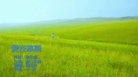哈布尔-爱在草原