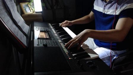 电子琴演奏-人间第一情