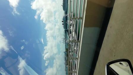 【快7岁】2-9哈哈一家坐uber大切诺基去迈阿密南沙滩看邮轮p_123341