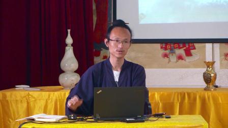 北京白云观白云讲堂传统文化公益讲座《列子(三)》本末(3)