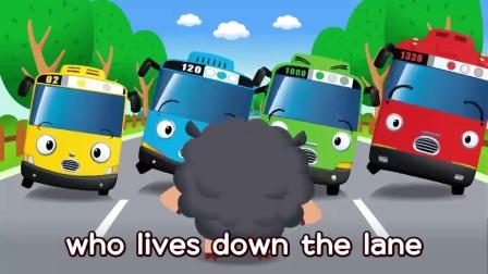 Baa baa blsck sheep