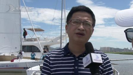 专访宁波市体育局法规产业处副处长计生波