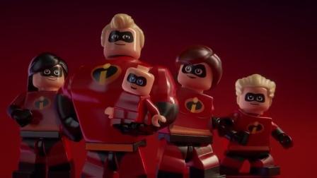 【游民星空】《乐高:超人总动员》公布宣传片