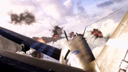 """【TGBUS】《使命召唤:二战》DLC""""战争机器""""官方中文预告"""