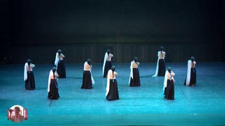 """舞蹈:《水月》石家庄""""毓拉花""""舞蹈工作室"""