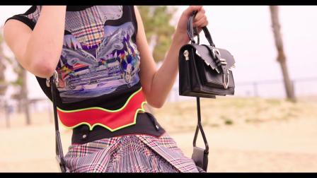 Versus Versace SS18 Buckle Bag