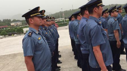猎鹰教官-段少杰 2018 路政人员军事队列训练