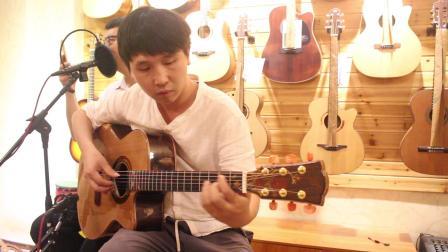 唯音悦吉他弹唱 戒烟 李荣浩