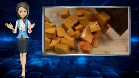炸南瓜丸子,南瓜饼的做法,外酥里糯,味甜不腻,甜点控最爱!
