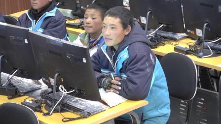 仲巴县中学录课视频