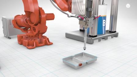 高压电池包封装的高性能注胶系统 |肖根福罗格