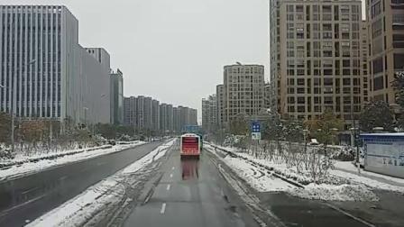 江城雪  芜湖