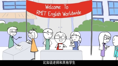 Enrolling at RMIT English Worldwide