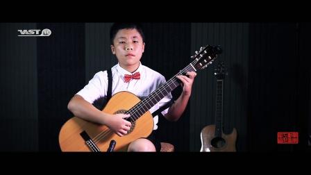 吉他独奏《卡尔卡西练习曲》by 赵景祺