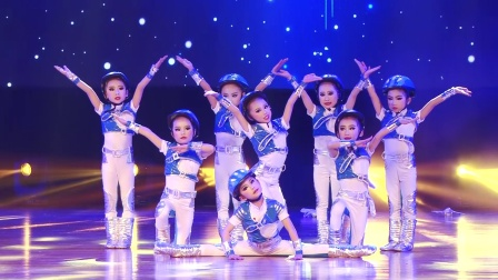 02.【楠楠舞蹈房】群舞《我有一个梦想》