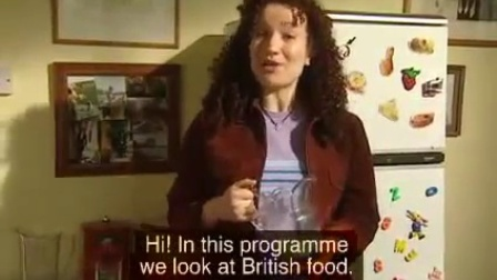 This is Britain-British traditionl food英式早餐介绍