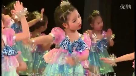 2018最新幼儿园女孩六一舞蹈爱我你就抱抱我