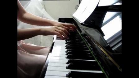 千森千语: 久石让 - Spring流行曲钢琴演奏
