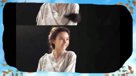 网友偶遇拍《九州缥缈录》的宋祖儿