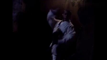 天龙八部: 三百年内力的虚竹5次出手狂虐对手, 厉害!