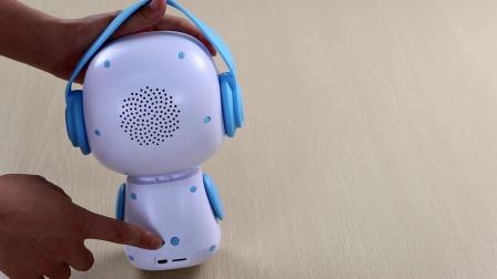 酷比魔方酷宝智能早教机器人 详细的外观介绍
