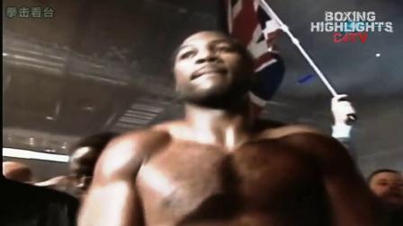 他把泰森打的心服口服!史上最强拳王刘易斯拳击生涯精彩回顾