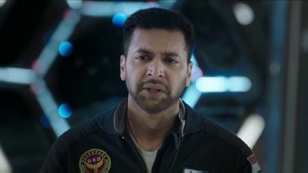 印度首部太空题材电影《Tik Tik Tik》2018 预告片 Jayam Ravi 主演